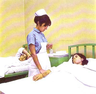 Nursing, a Popular Profession