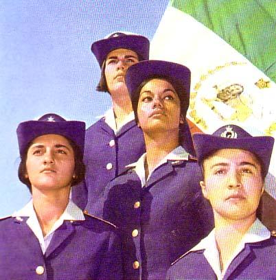 Women in the Iranian Air Force