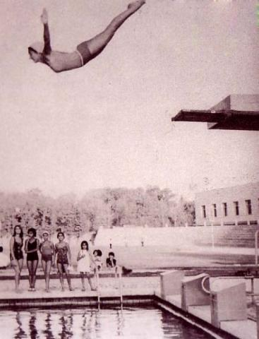 Diving Competition (1960s)